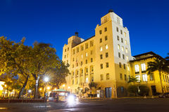 Free Blue Hour Building San Juan Royalty Free Stock Images - 78923009