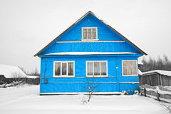 Free Blue House Stock Images - 21447184