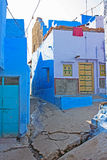 Blue Houses in Jodhpur Royalty Free Stock Photos