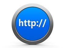 Http icon Royalty Free Stock Photo
