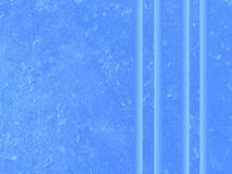 Blue ice. Abstract background with ice pattern royalty free illustration