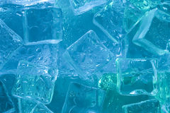 Blue ice Royalty Free Stock Photography
