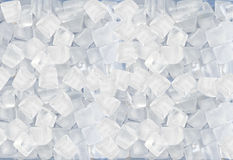 Blue ice Stock Photo