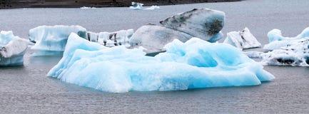 Blue ice Royalty Free Stock Photo