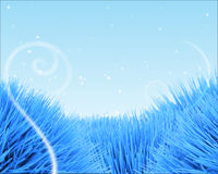 Blue ice background Stock Photography