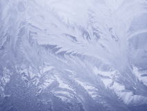 Blue ice background - Christmas stock photos Royalty Free Stock Photo
