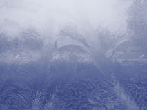 Blue ice background - Christmas stock photos Stock Image