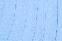 Blue ice background texture Royalty Free Stock Image