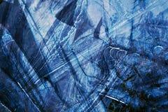 Blue Ice Stock Image