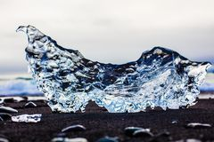 Hielo Royalty Free Stock Photography