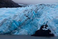 Blue Ice Stock Photography