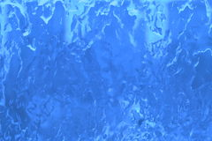 Blue ice texture background - stock photos Royalty Free Stock Image