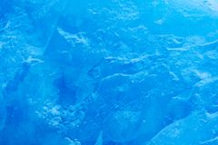 Blue ice wall. Blue ice and mountain. Winter Arctic. White snowy mountain, blue glacier Svalbard, Norway. Ice in ocean. Iceberg t. Blue ice wall. Blue ice and royalty free stock photography