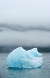 Blue iceberg Royalty Free Stock Photography