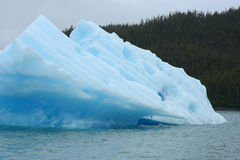 Blue iceberg Royalty Free Stock Images