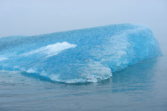 Blue iceberg Stock Photo