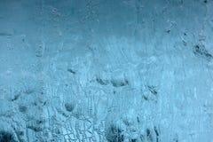 Blue icebergs closeup Royalty Free Stock Photos