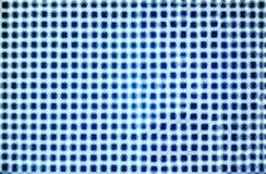 Blue illumination bokeh texture background. Hd horizontal orientation vivid vibrant bright spacedrone808 color colorful rich composition design concept element stock photo