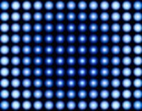 Blue illusion. Blue balls illusion Royalty Free Stock Images
