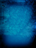 Blue Impact Texture Stock Images