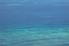 Blue Indian Ocean Stock Photos