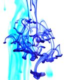 Blue ink Stock Images