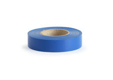 Blue Insulating Tape Stock Photos