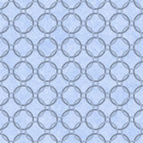Blue Interlaced Circles Textured Fabric Background Royalty Free Stock Photos
