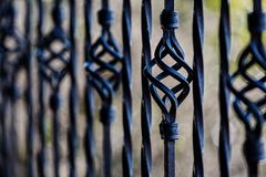 Blue, Iron, Metal, Material Stock Images