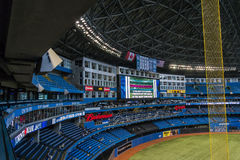 Blue Jays banner Stock Photography