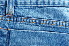 Blue jean Stock Image