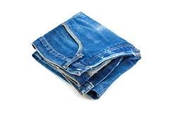 Blue jean Stock Photo