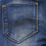 Blue-jean Photographie stock libre de droits
