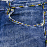 Blue-jean Image stock