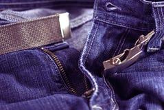 Free Blue Jean Stock Image - 8455611