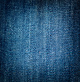 Blue jean background. Highly detailed blue jean background royalty free stock photo