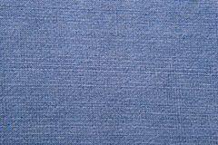 Blue jean background. Royalty Free Stock Photo