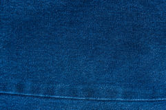 Blue jean background ,Blue denim jeans texture Stock Image