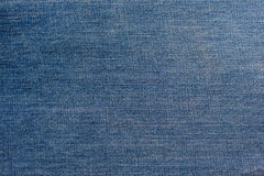 Blue jean background Royalty Free Stock Photography