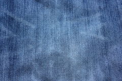 Blue jean Royalty Free Stock Photo