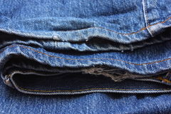 Blue jean royalty free stock images