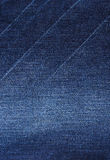 Blue jean background texture isolated Royalty Free Stock Photos