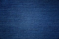 Blue jean background Royalty Free Stock Photos