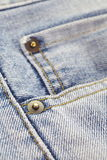 Blue jean Royalty Free Stock Photos
