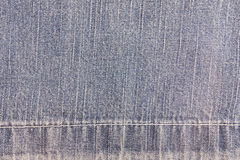 Blue jean and crotch texture. Stock Images