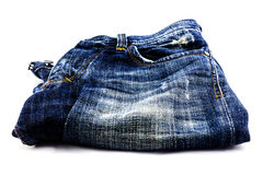 Blue jean Royalty Free Stock Image