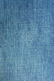Blue jean seams Stock Photos