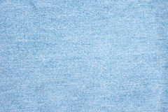 Blue jean texture Stock Image