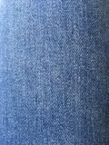 Blue Jean texture for abstract background stock image
