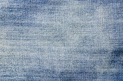Blue Jean texture Stock Images